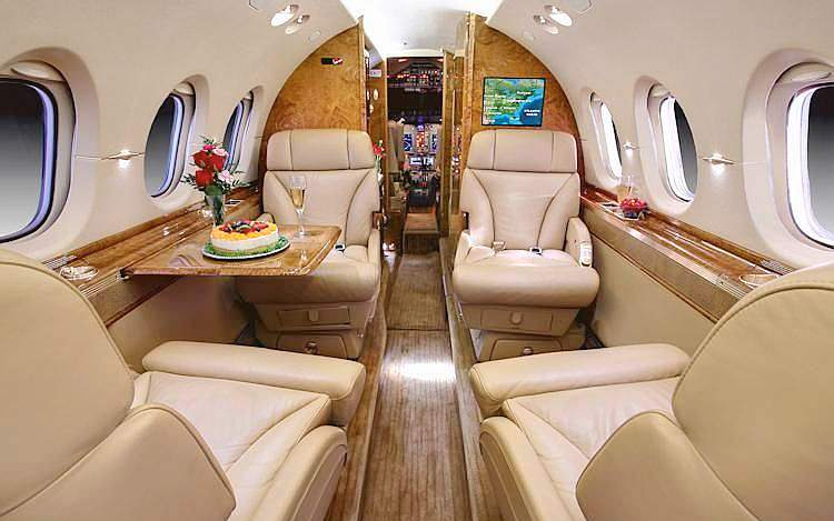 Jetstream Aviation Products Interior Cleaning