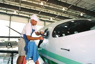 Jet Stream Aviation Products Paint Polish System