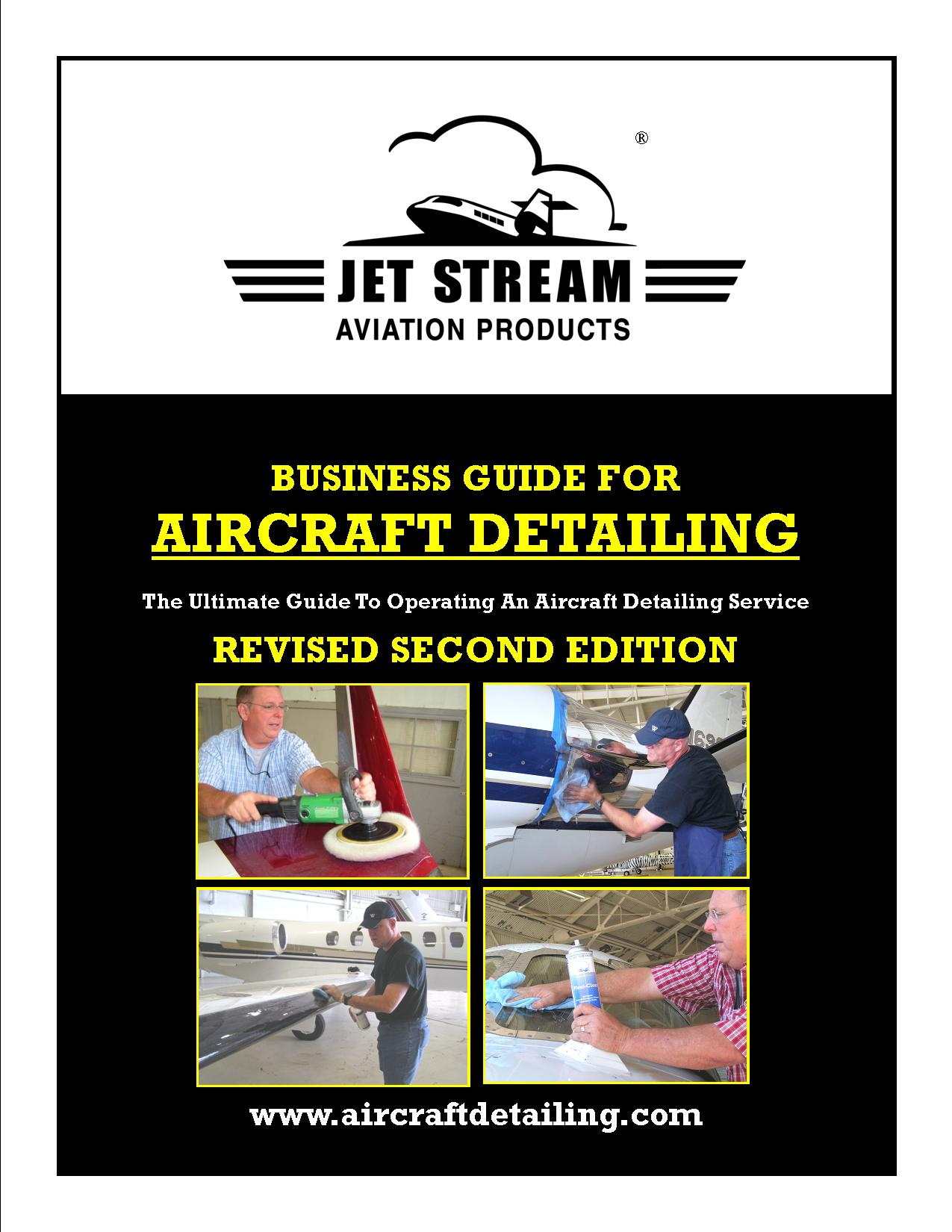 Jetstream Aviation Products Aircraft Detail Manual