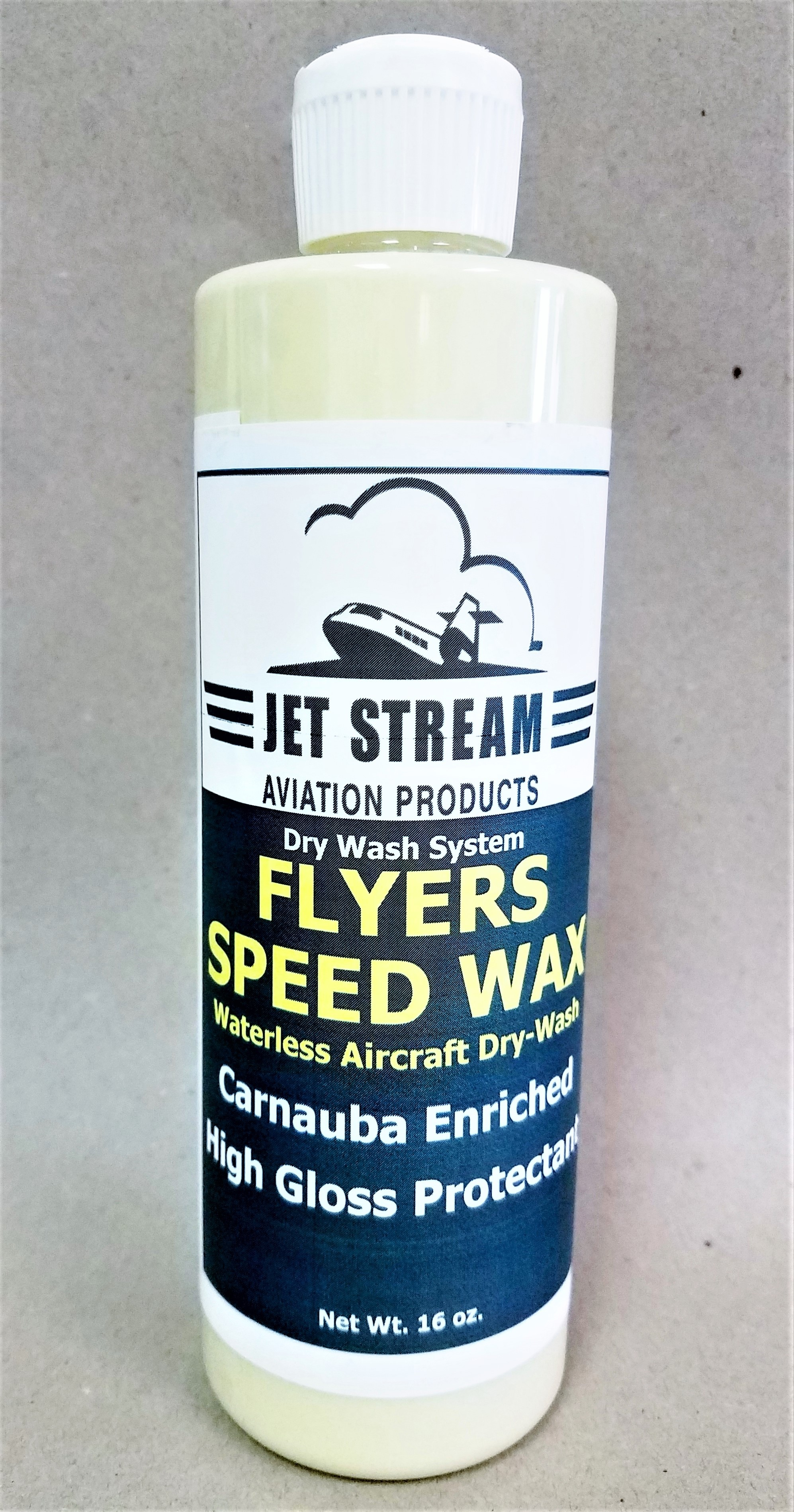 Flyers Speed Wax
